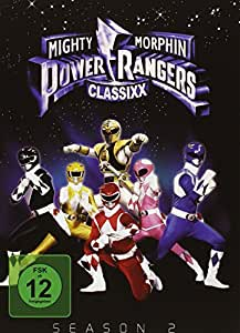 Mighty Morphin Power Rangers ClassiXX - Season 2 (6 DVDs)