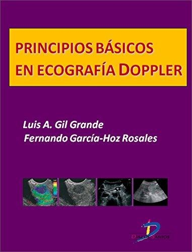 Principios básicos en ecografía Doppler  (Este capítulo pertenece al libro Tratado de ultrasonografía abdominal) por Gil