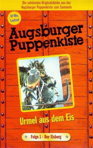 Preisvergleich Produktbild Augsburger Puppenkiste - Urmel aus dem Eis Teil 1: Der Eisberg [VHS]