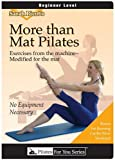 More Than Mat Pilates - Beginner