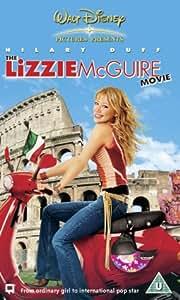 Lizzie Mcguire: The Movie [VHS] [2003]
