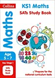 KS1 Maths SATs Study Book: for the 2020 tests (Collins KS1 SATs Practice)