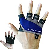 Best Harbinger Gloves Gyms - Steel Sweat Gym Gloves - Crossfit WOD Workout Review