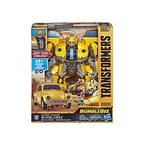 Transformers Power Charge Bumblebee Figure
