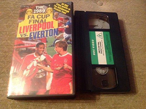 Preisvergleich Produktbild F.a.Cup Final 89-Liverpool / Everton [VHS] [UK Import]