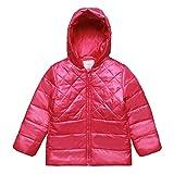 Esprit Kids Mädchen Jacke RK42133, Rosa (Tropical Pink 352), 104-110