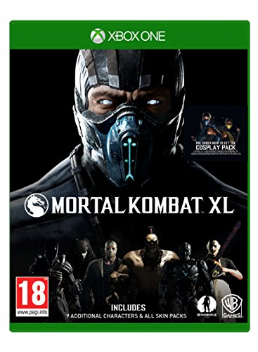Mortal Kombat XL [AT-PEGI] - [Xbox One]