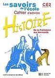 Histoire CE2 : Cahier d'activités
