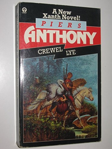 Cover of Crewel Lye (Xanth 8)