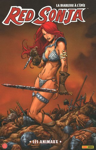 Red Sonja, Tome 4