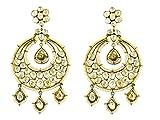 Women's Pearl Stoned Fine Silver Earring...