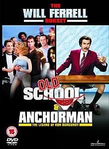 Anchorman / Old School (Box Set) [DVD]