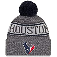 finest selection 0269c 1a004 New Era NFL Houston Texans 2018 Sideline Graphite Sport Knit