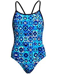 Toddler Girls One Piece Swi Girls Shop For Cheap Funkita Fine Lines Toddler Girls Printed One Piece