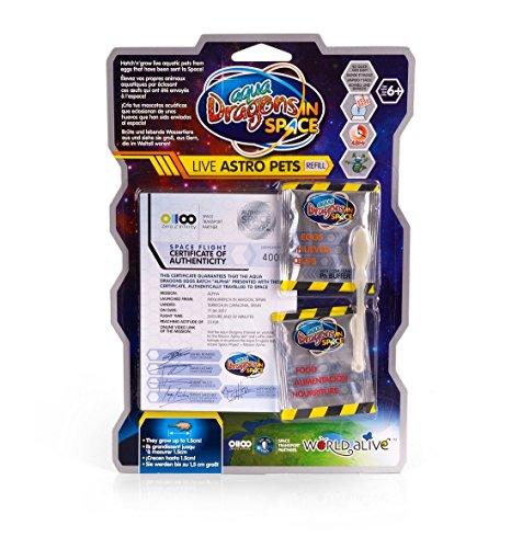 Aqua Dragons Juguete Educativo, (World Alive 6003)