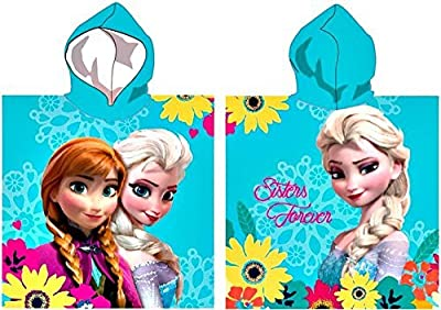 Poncho Toalla Frozen Disney por DISNEY FROZEN