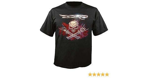 Doro T-shirts Bloodskull T-shirt