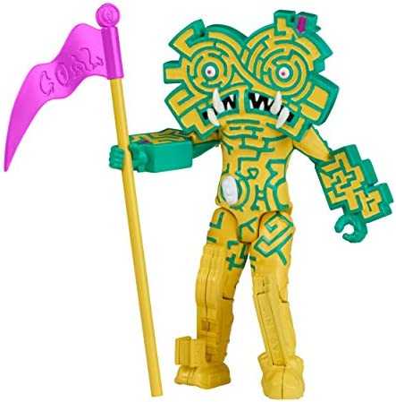 Power Rangers, Dino Charge, Villian Puzzler Action Figure, 5 Inches | Discount