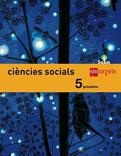 Ciències socials. 5 Primària. Saba - 9788467578232
