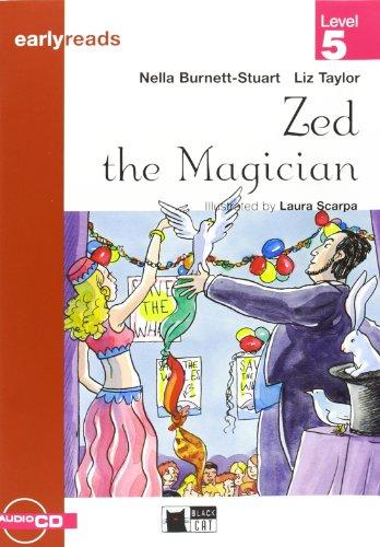 Zed the magician. Con audiolibro (Primaria.English letture)