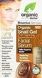 Dr. Organic Snail Gel Siero Viso 30 ml