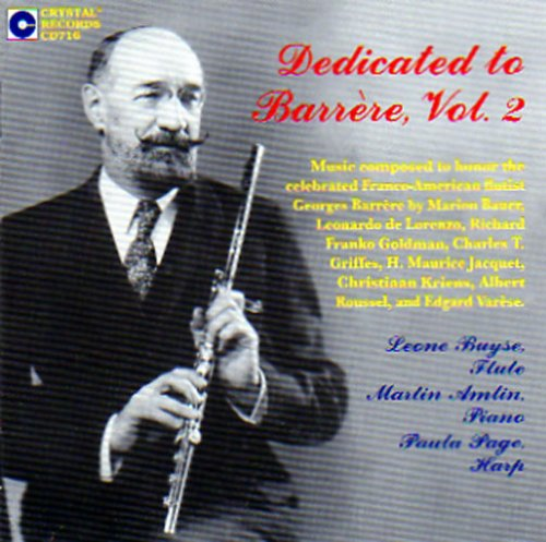Vol.2-Dedicated to Barrere