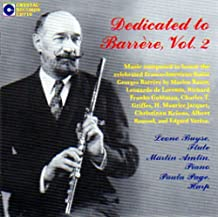 Vol.2-Dedicated to Barrere [Import USA]