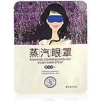 Dampf-Augen-Maske, Lavendel-Dampf-heiße Augen-Masken-Augen-Sorgfalt-Zusätze heizen schnell Feuchtigkeit-Augen-Maske... preisvergleich bei billige-tabletten.eu