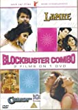 Bolckbuster Combo 2 Films On I DVD Lamhe...