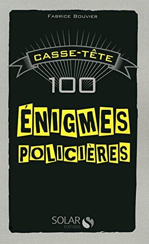 Casse-tête - 100 Énigmes policières