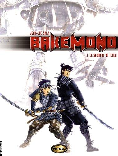 Bakemono - tome 1 - Serment du Tengu (Le)