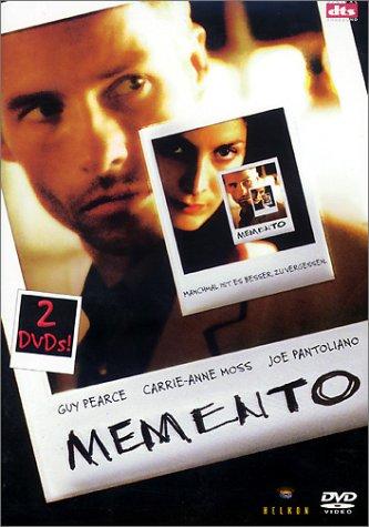 Bild von Memento (2 DVDs)