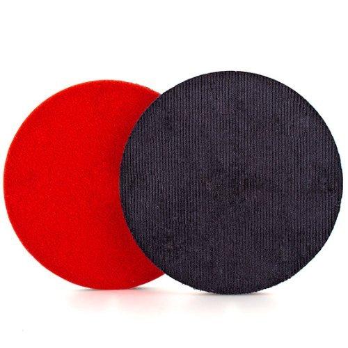 Flexipads 7,6cm Denim Aggressive * orange schälen * Rotary Maschine Polieren Pad (Maschine Denim)
