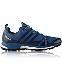 adidas TERREX AGRAVIC - Zapatillas senderismo para Hombre, Azul - (AZUBAS/NEGBAS/FTWBLA) 44