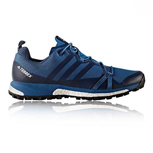 adidas TERREX AGRAVIC - Zapatillas senderismo para Hombre, Azul - (AZUBAS/NEGBAS/FTWBLA) 42 2/3