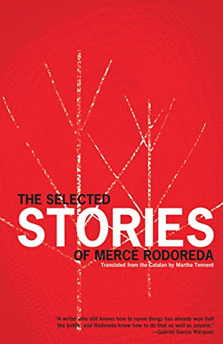 The Selected Stories of Mercè Rodoreda (English Edition) eBook ...