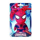 Marvel - SM01831 - Spiderman, Mini-Plüschfigur mit Sound und Anhänger, 10 cm