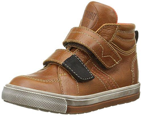 CatiminiCameleon - Sneaker Bambino , Marrone (Marron (14 Vte Camel/Orange Dpf/2668)), 36