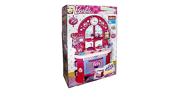 Buy Bildo Barbie Big Kitchen Multi Color Online At Low Prices In