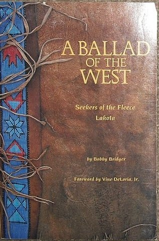 Ballad of the West: Seekers of the Fleece by Bobby Bridger (1996-06-01) Bobby Fleece