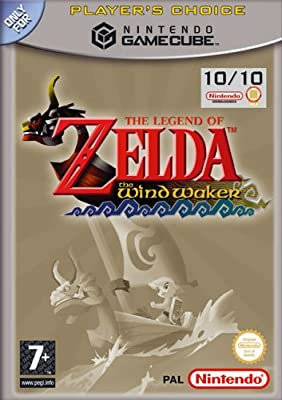 The Legend of Zelda: The Wind Waker - Players' Choice (GameCube) from Nintendo