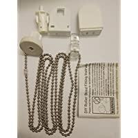 Kit de piezas de repuesto para cortinas enrollables (25mm, con soportes de metal)