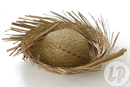 Lote-Conjunto-de-3-piezas-Sombrero-Tahit-naturaleza-de-Hawaii