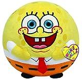 TY 7138009 - SpongeBob Schwammkopf Ball, ø12 cm, Beanie Ballz
