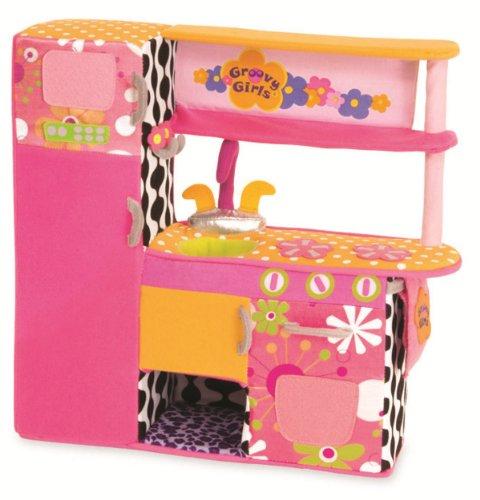Manhattan Toy 145440 - Groovy Girls, Cucina deliziosa