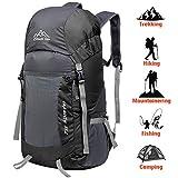 DAMIGRAM Zaino Impermeabile Viaggio Zaino Trekking Escursionismo Alpinismo Arrampicata Campeggio per Bici Escursionismo Alpinismo Arrampicata Campeggio Viaggio