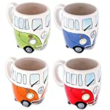 Set de tazas 'Furgonetas' Camper Bus Taza carro-casa