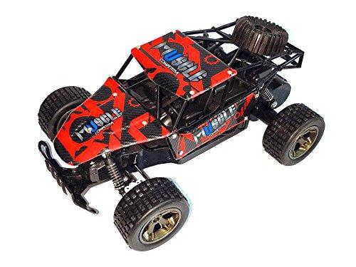 Cheetah King Muscle! Auto in Scala 1/18 radiocomando 2.4 Rally da Corsa Macchina radiocomandata R/C RTR elettrica telecomandata RC 1:18 Racing radiocomandato telecomandato Elettrico MH331771