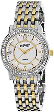 August Steiner Pure Elegance Diamond Watch