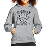 Miramar Top Gun Beach Volleyball Championship Kid's Hooded Sweatshirt